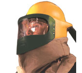 BULLARD Respirator System with Free-Air Pump