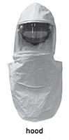 CC20 Series Supplied Air Respirator Components