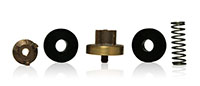 1 Inch (in) Piston Outlet Valve Service Kits
