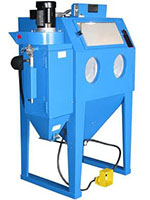 Dry Suction Blast Cabinets